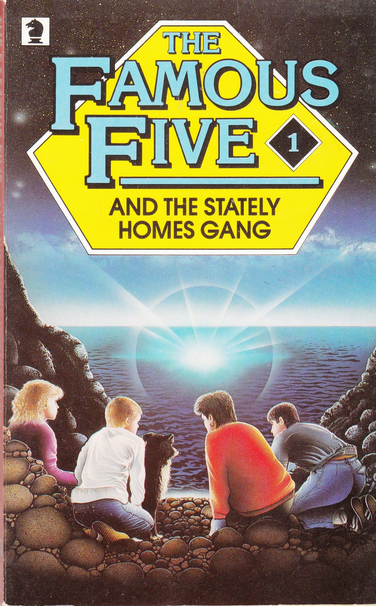 The Famous Five and the Stately Homes Gang - Claude Voilier - Acceptable - Pa...