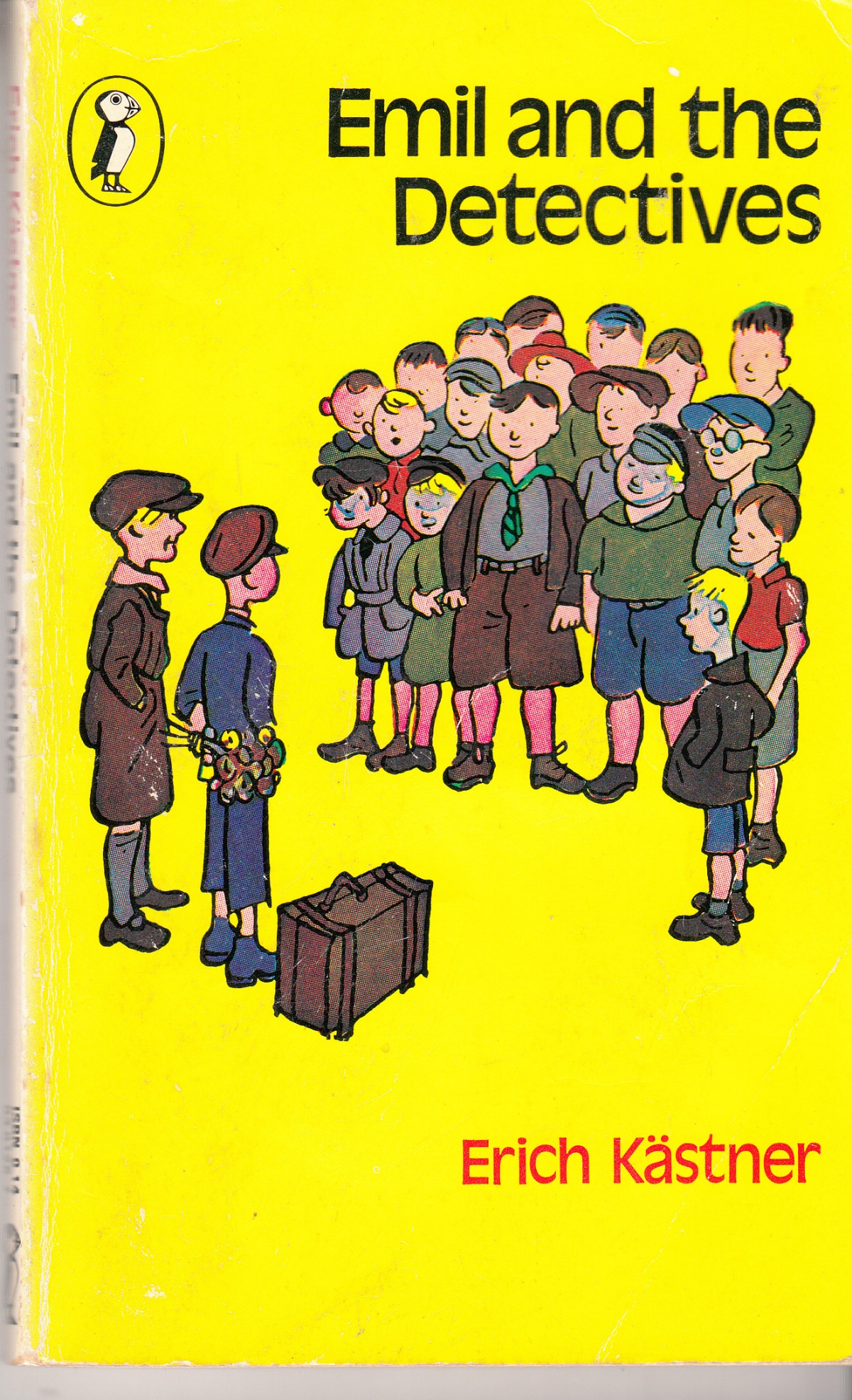Emil And the Detectives - Kastner Erich - Puffin - Acceptable - Paperback